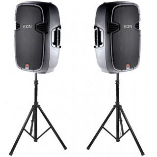 Звуковой комплект №1 JBL EON 1.25 kWt