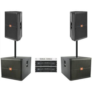 Звуковой комплект №2 JBL SRX 3.2 kWt