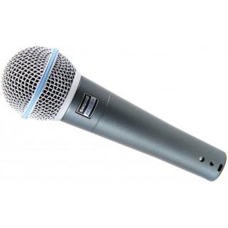 Динамический суперкардиоидный вокальный микрофон Shure BETA 58A