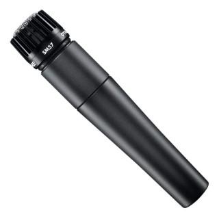 Динамический кардиоидный инструментальный микрофон Shure SМ57-LCE