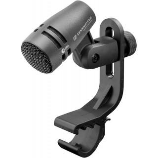 Динамический кардиоидный микрофон с креплением на обруч барабана Sennheiser E 604