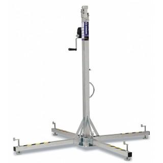 Телескопический элеватор с лебёдкой Work LW-142R