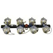 4-х канальный диммер Протон 9Д4-10 DMX 512