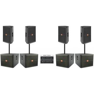 Звуковой комплект №3 JBL SRX 6.4 kWt