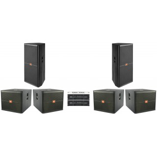Звуковой комплект №4 JBL SRX 5.6 kWt