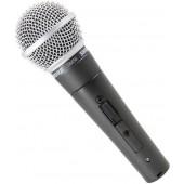 Динамический кардиоидный вокальный микрофон Shure SМ58-S