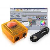 Программа управления световыми приборами Sunlite Suite2-BC