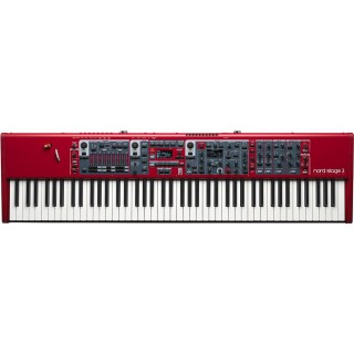 Клавишный инструмент Clavia Nord Stage 3 88